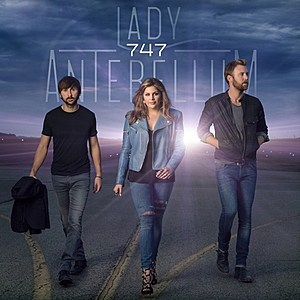 Lady Antebellum 747 Cover Art
