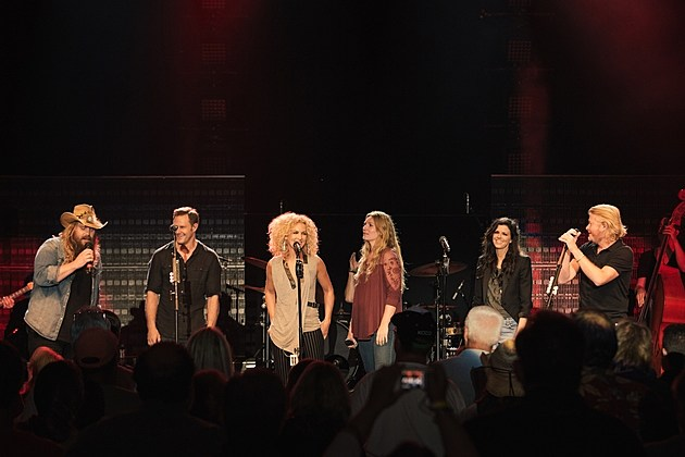 Little Big Town Chris Stapleton Morgane Stapleton