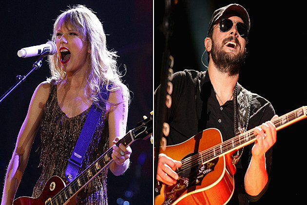Taylor Swift Eric Church