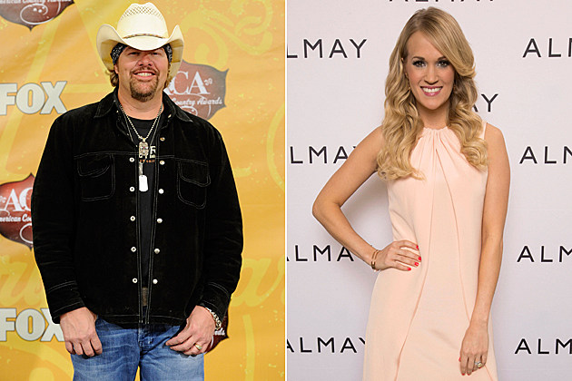 Toby Keith Carrie Underwood