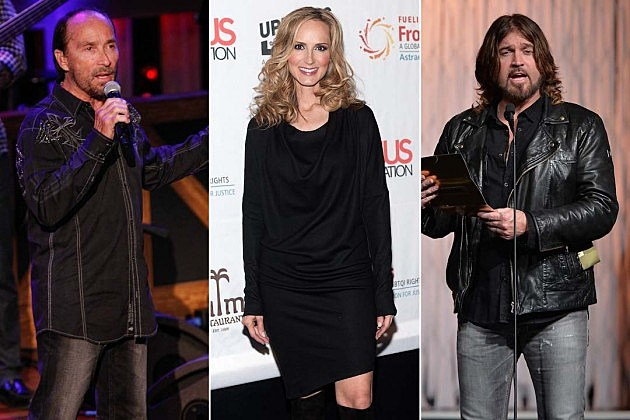Lee Greenwood, Chely Wright, Billy Ray Cyrus Patriotic Songs