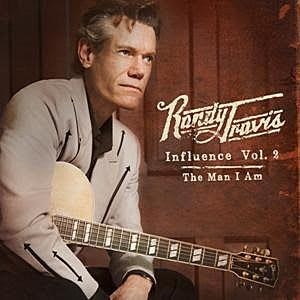 Randy Travis Influence Vol. 2 Cover Art