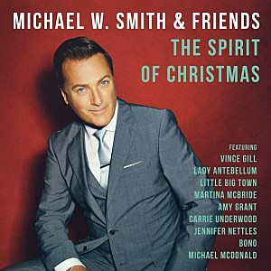 Michael W Smith Christmas album
