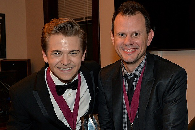 Troy Verges Hunter Hayes