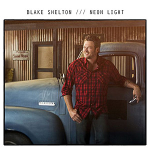 Blake Shelton Neon Light Single