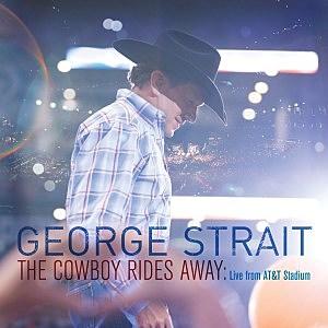 George Strait live album 2014