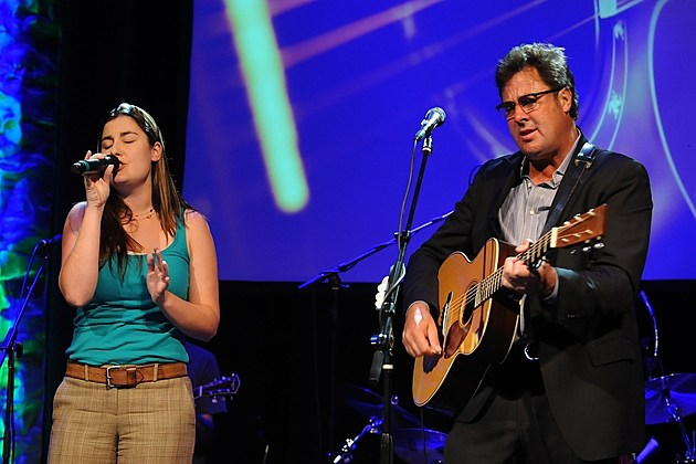 Jenny Gill Vince Gill