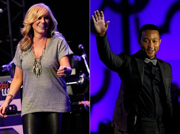 Lee Ann Womack John Legend