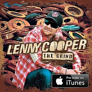 Lenny Cooper The Grind Cover Art