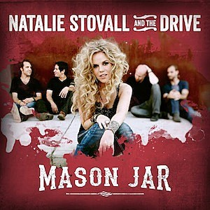 Natalie Stovall and the Drive Mason Jar