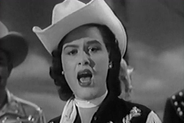 Patsy Cline Receives A Star On The Hollywood Walk Of Fame