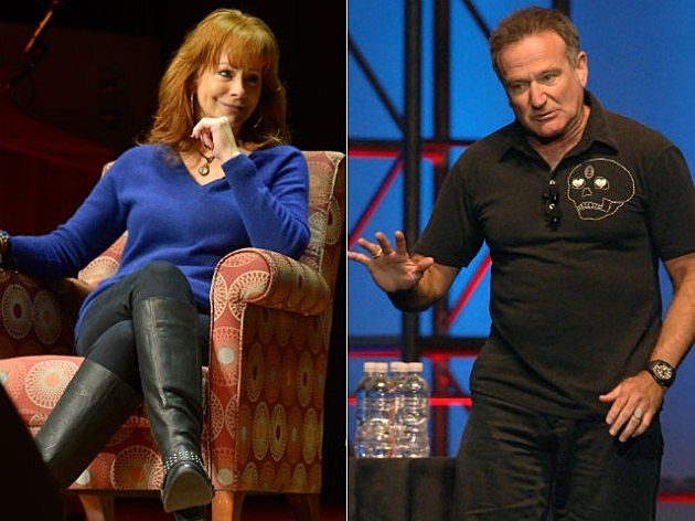 Reba Robin Williams
