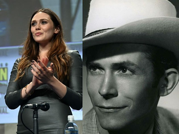 Elizabeth Olsen Hank Williams