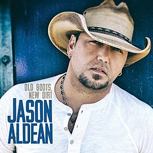 Jason Aldean Old Boots Cover art