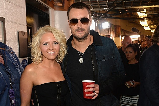 Eric Church And Wife Expecting Second Child