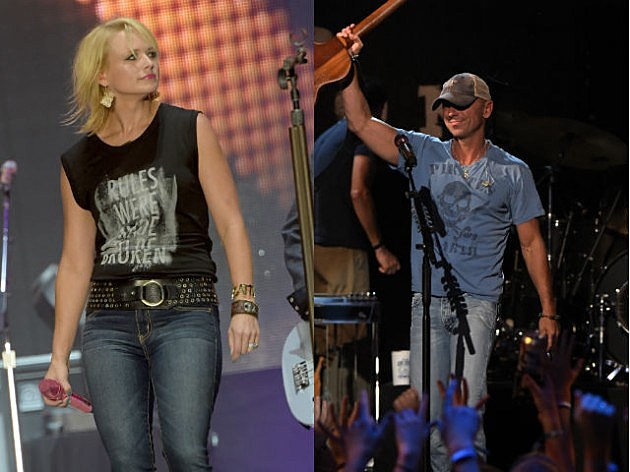 Miranda Lambert Kenny Chesney