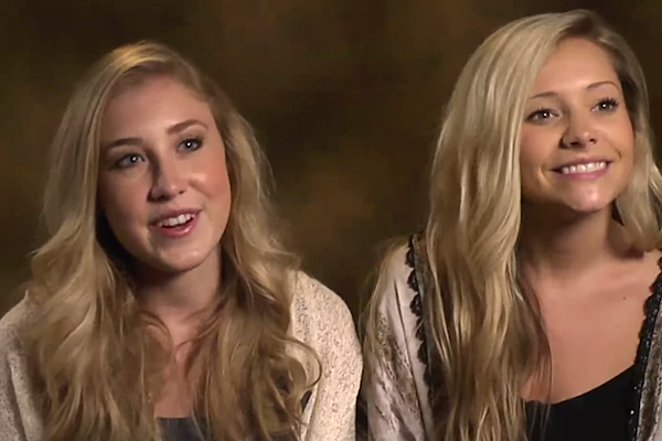 Maddie and tae say lee ann womack is a big influence