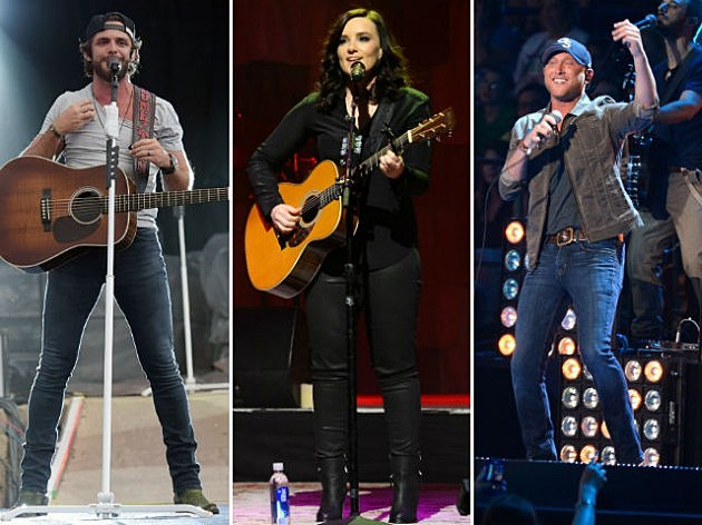 Thomas Rhett Brandy Clark Cole Swindell