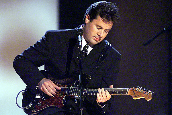 Vince Gill Hits No 1 With One More Last Chance