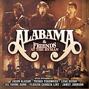 Alabama and Friends at the Ryman