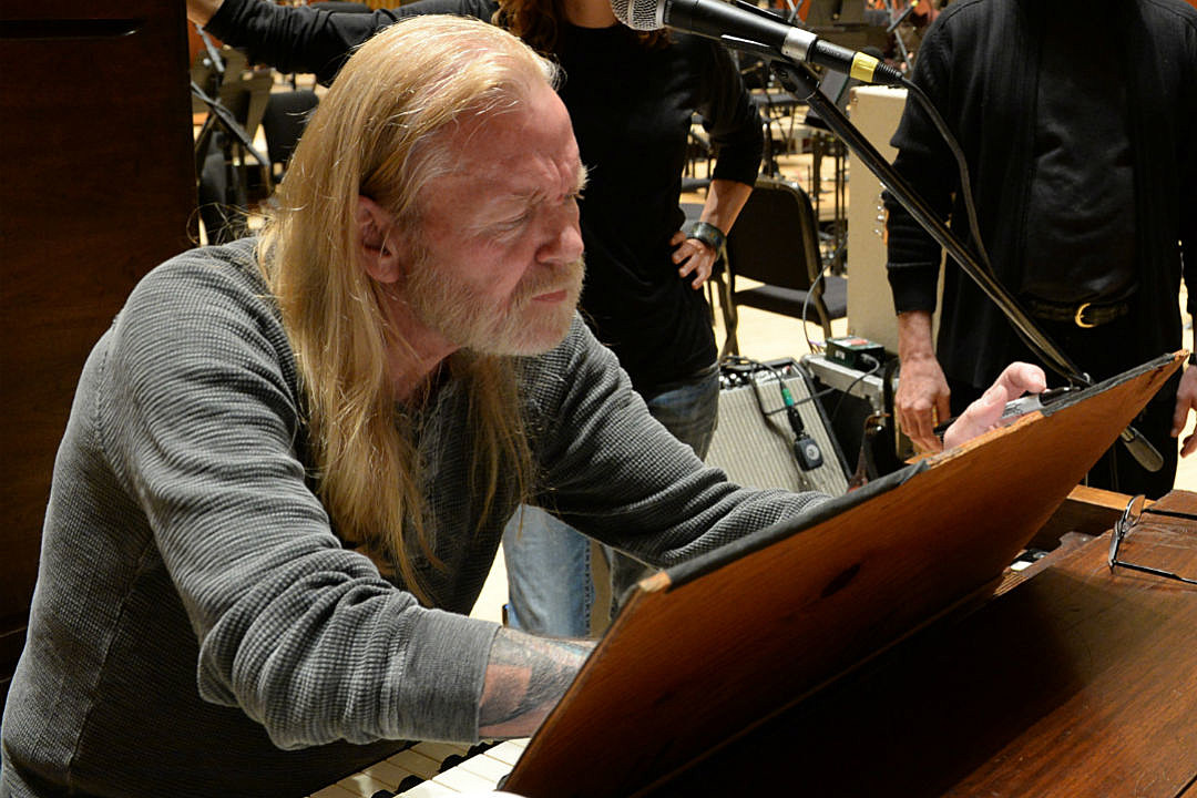 Gregg Allman Denies Hospice Care Rumors