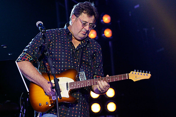 Vince Gill Wins Two Grammys For I Still Believe In You