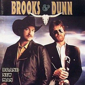 Brooks and Dunn Brand New Man album cover