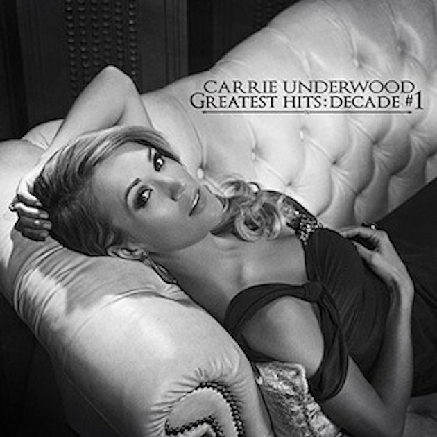 Carrie Underwood Greatest Hits Album