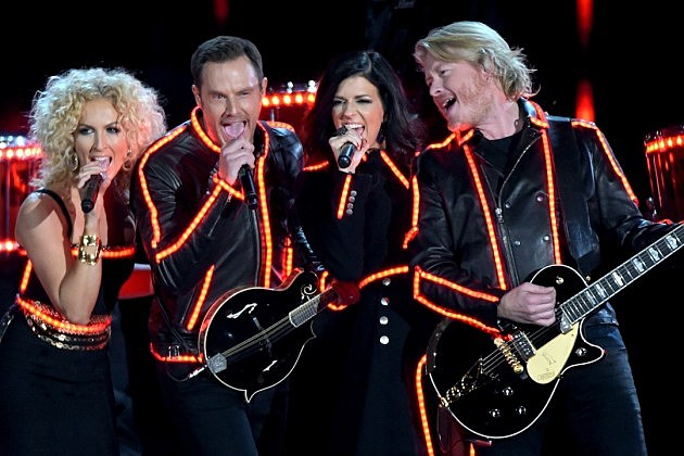 Little Big Town Tour Dates and Concert Tickets | Eventful