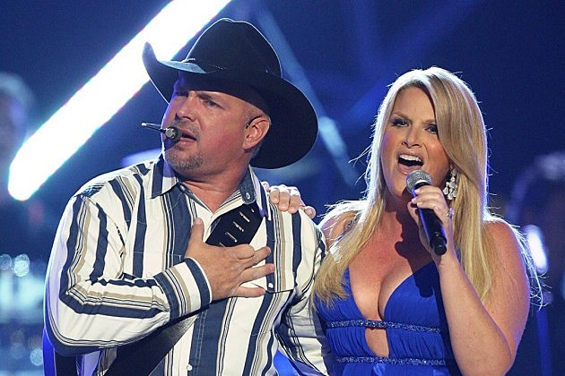 garth brooks and trisha yearwood wed