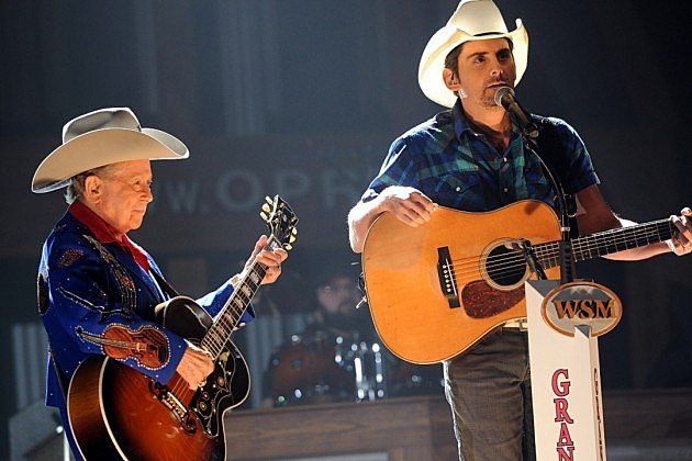 Brad Paisley Little Jimmy Dickens