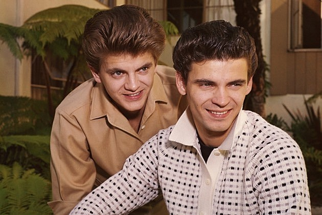 The Everly Brothers Bye Bye Love No 1
