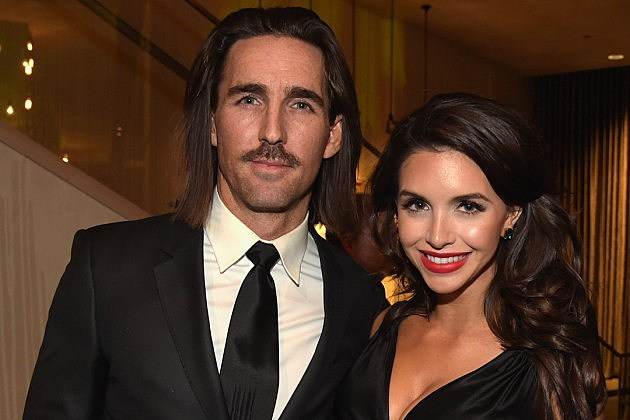 Lacey Buchanan and Jake Owen - Arrivals at the American Country Awards