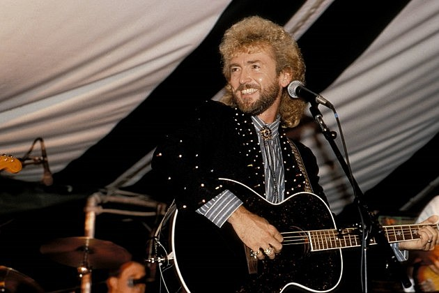 Keith Whitley death