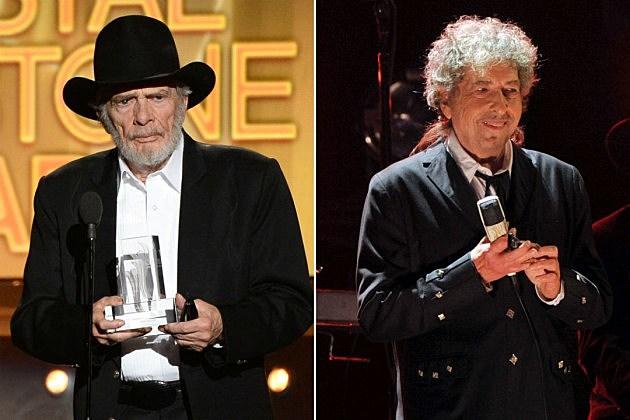 Merle Haggard Bob Dylan