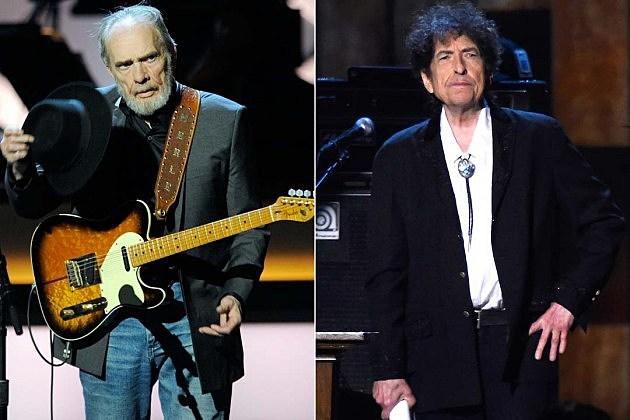 Merle Haggard, Bob Dylan