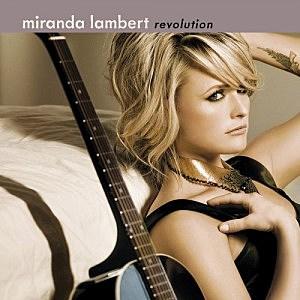 Miranda Lambert Revolution album