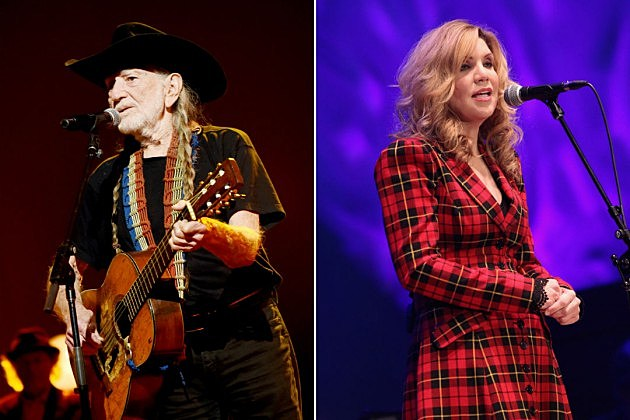 Willie Nelson and Alison Krauss Revive Co-Headlining Tour ...