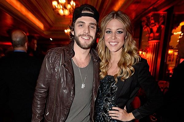 Thomas Rhett On Wife Lauren She S Always Been My Biggest