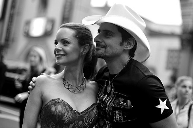 Brad Paisley Kimberly Williams wedding