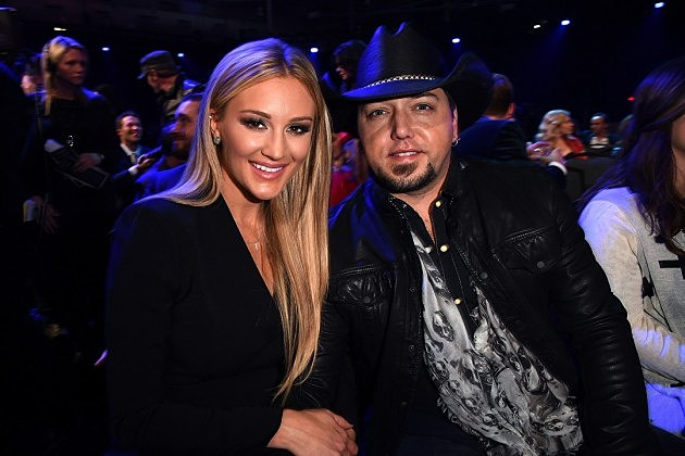 Jason Aldean And Brittany Kerr Get Married In Mexico