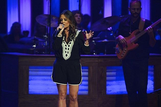 Sara Evans Grand Ole Opry debut