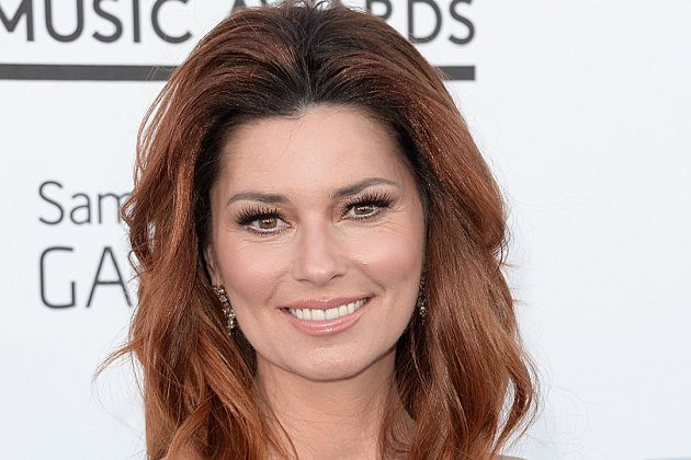 Shania Twain turning 50 inspiration