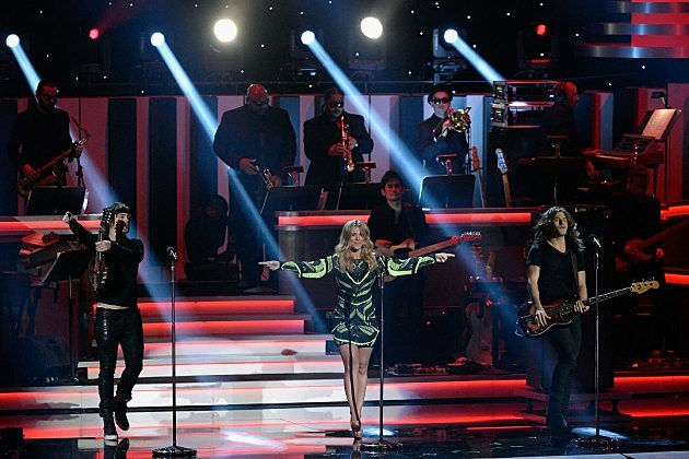 The Band Perry collaborations