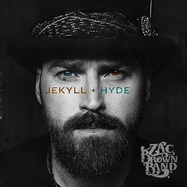Zac Brown Band Jekyll + Hyde