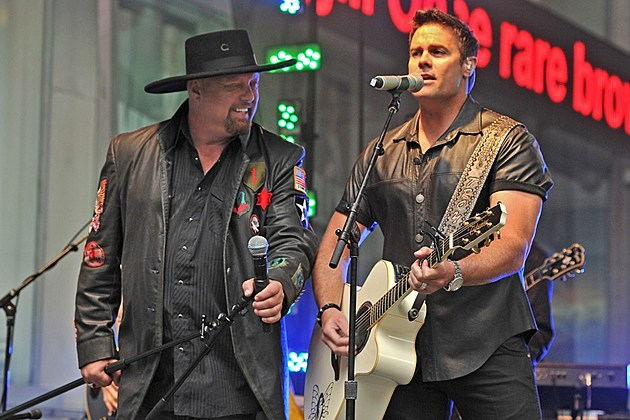 Montgomery Gentry Folks Like Us interview 2015