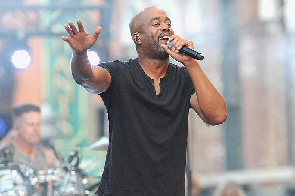 Story Behind The Song Darius Rucker For The First Time