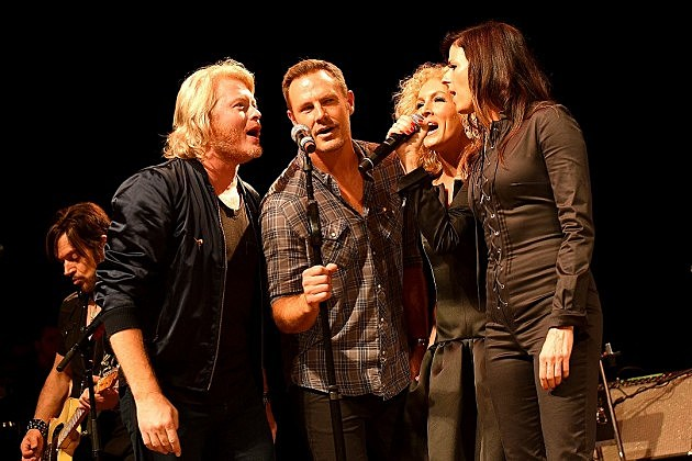 Little Big Town Kimberly Schlapman husband died