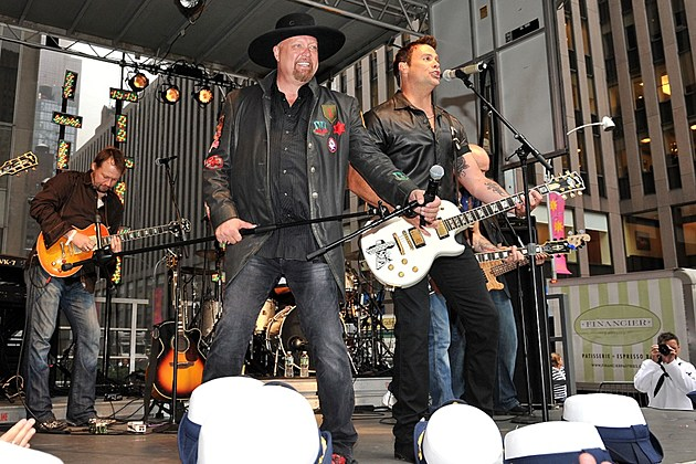 are Montgomery Gentry friends?