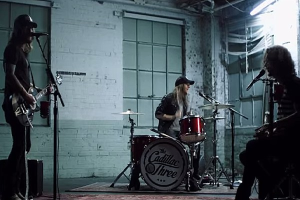 The Cadillac Three Release White Lightning Music Video